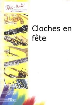 Cloches en fête - Francis Coiteux - Partition - laflutedepan.com