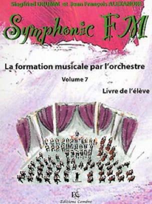 Symphonic FM Volume 7 - Clarinette - laflutedepan.com