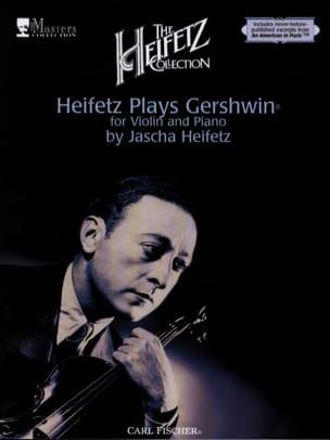 The Heifetz Collection, Volume 2 : Heifetz plays Gershwin laflutedepan