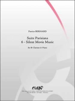 Suite Parisiana : 6. Silent movie music Patrice Bernard laflutedepan