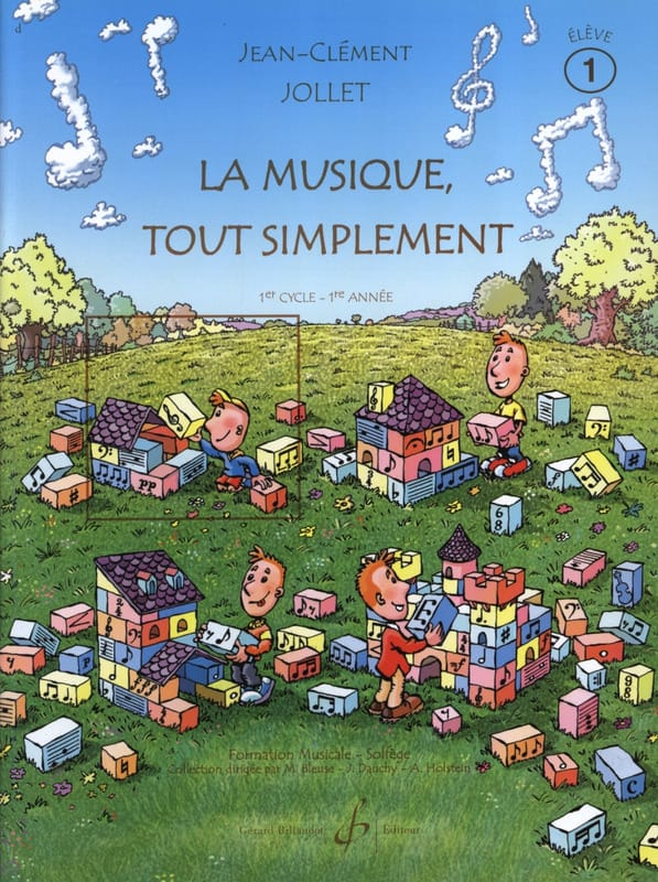 La Musique Tout Simplement - Volume 1 - laflutedepan.com