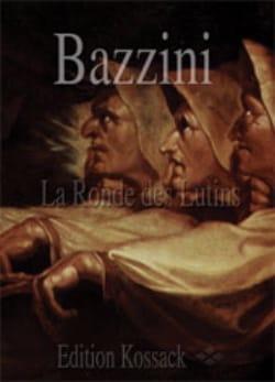 La Ronde des Lutins - Flûte et Piano Antonio Bazzini laflutedepan