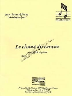 Le Chant Du Coucou Plays Jean-Bernard / Gras Christophe laflutedepan