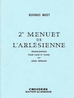 2ème Menuet de L' Arlésienne - Flûte piano BIZET laflutedepan