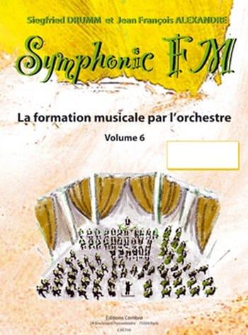 Symphonic FM Volume 6 - Violon - laflutedepan.com