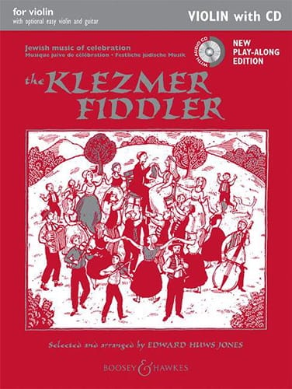 The Klezmer Fiddler - Violon - Partition - laflutedepan.com
