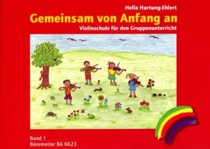 Gemeinsam von Anfang an, Bd. 1 - Violin laflutedepan