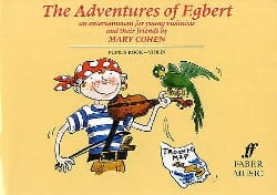 The adventures of Egbert - Pupil's Book Mary Cohen laflutedepan