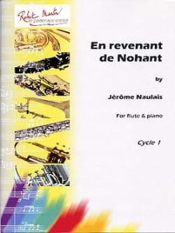 En revenant de Nohant - Flûte et Piano Jérôme Naulais laflutedepan