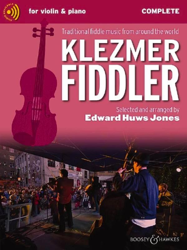 The Klezmer Fiddler - Complete - Partition - laflutedepan.com