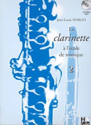 La Clarinette à l'Ecole de Musique Volume 2 - laflutedepan.com