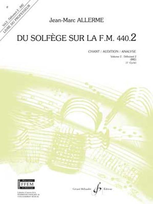 du Solfège sur la FM 440.2 - Chant Audition Analyse - PROFESSEUR - laflutedepan.com