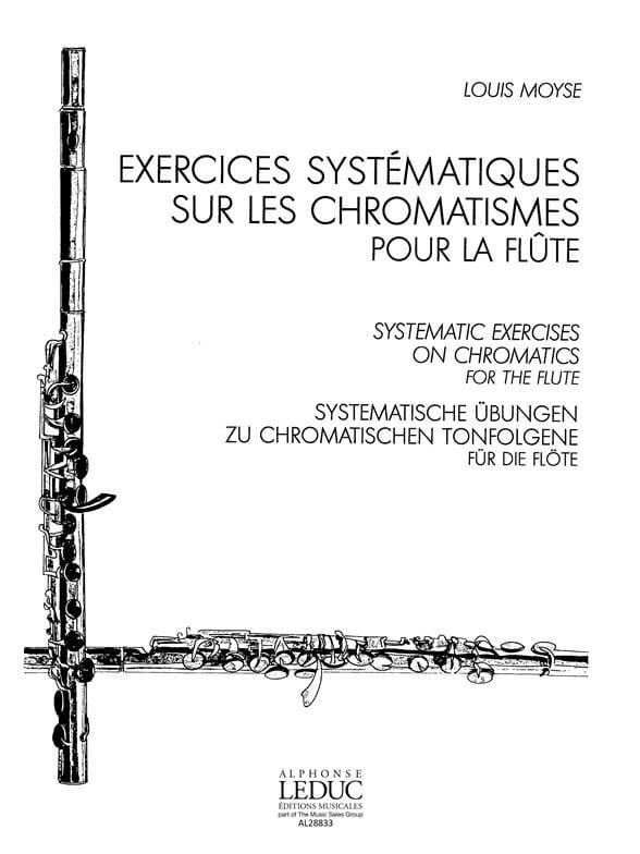Exercices systématiques sur les chromatismes - laflutedepan.com