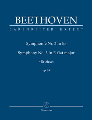 Symphonie N° 3 Mi B Maj. Héroïque BEETHOVEN Partition laflutedepan