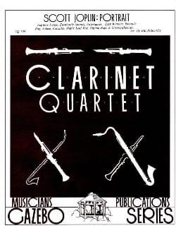 Portrait - Clarinet quartet - laflutedepan.com