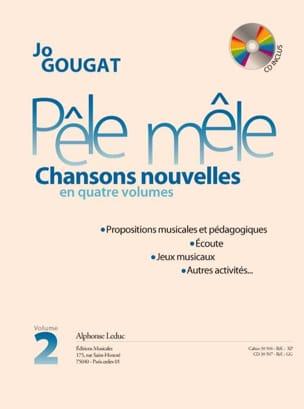 Pêle Mêle - Chansons Nouvelles Volume 2 - CD Inclus laflutedepan