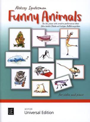 Funny Animals - Violon et Piano Aleksey Igudesman laflutedepan