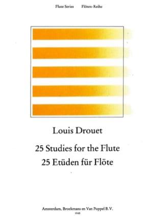 25 études (dont étude de modulation sur les cloches bleues d'Écosse) laflutedepan