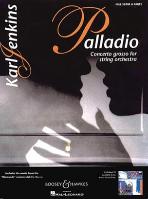 Palladio for String Orch. - Parts and Score Karl Jenkins laflutedepan