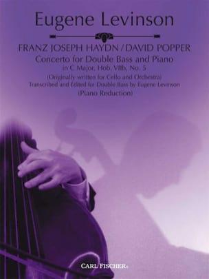 Concerto en Do Majeur Hob.7b N°5 HAYDN Partition laflutedepan