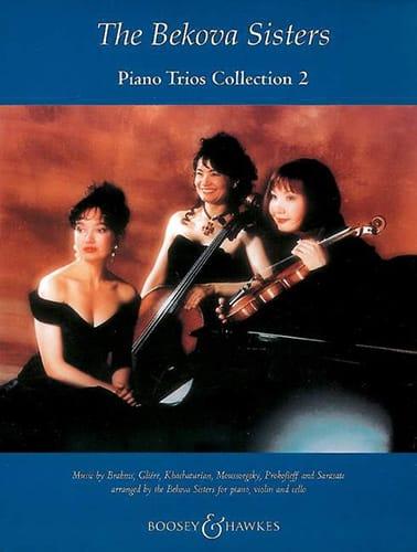 The Bekova Sisters Collection 2 - Piano Trios - laflutedepan.com