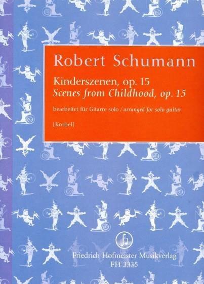 Kinderszenen Op. 15 - SCHUMANN - Partition - laflutedepan.com