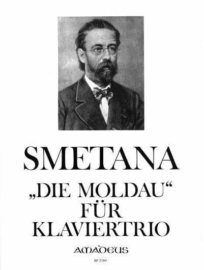 La Moldau - Trio - SMETANA - Partition - Trios - laflutedepan.com