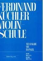 Violinschule - Band 2, Heft 4 Ferdinand Kuchler Partition laflutedepan