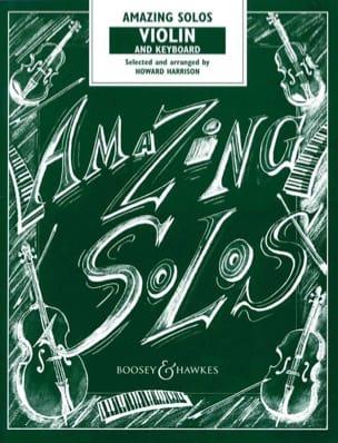 Amazing Solos - Violon Howard Harrison Partition laflutedepan