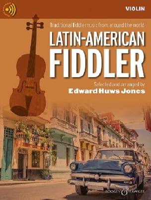 The Latin-American Fiddler - Violon seul Partition laflutedepan