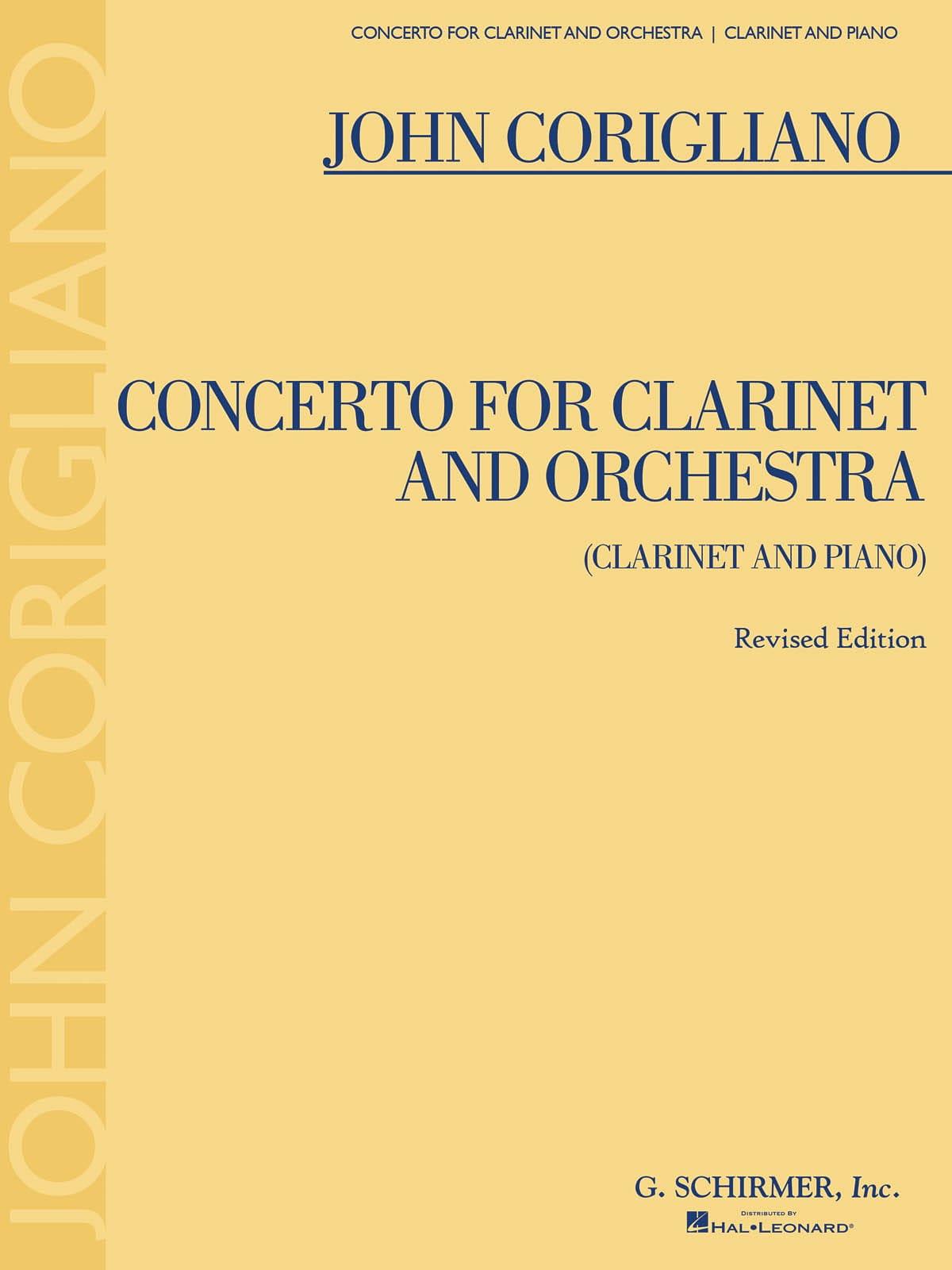 Concerto Pour Clarinette et Orchestre - laflutedepan.com