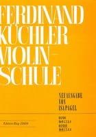 Violinschule - Band 2, Heft 1 Ferdinand Kuchler Partition laflutedepan