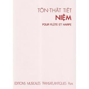 Niêm Tiêt Ton-That Partition Duos - laflutedepan