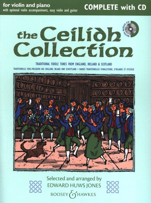 The Ceilidh Collection - Complete + CD - laflutedepan.com