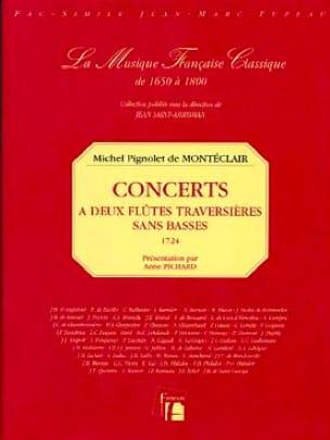 Concerts à 2 flûtes traversières sans basse - laflutedepan.com