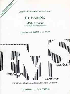 Dossier de FM - Prof - Haendel : Water Music laflutedepan