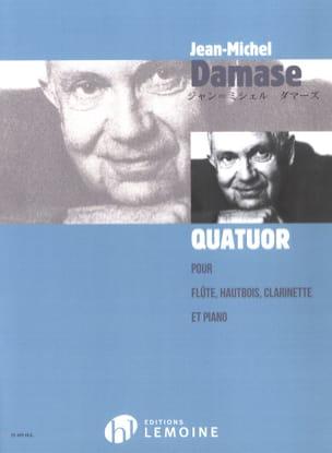 Quatuor -Flûte, hautbois, clarinette et piano laflutedepan