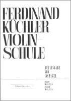 Violinschule - Band 1, Heft 3 Ferdinand Kuchler Partition laflutedepan