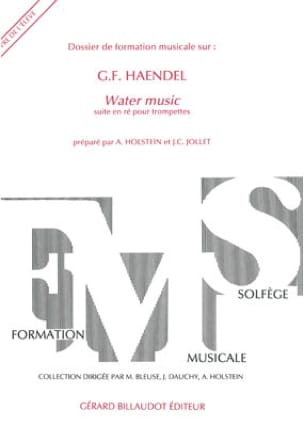 Dossier de FM - Elève - Haendel : Water Music - laflutedepan.com