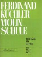 Violinschule - Band 1, Heft 2 Ferdinand Kuchler Partition laflutedepan