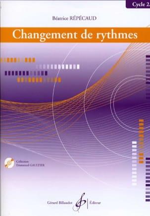 Changement de Rythmes Cycle 2A Béatrice Répécaud laflutedepan