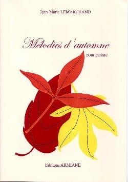 Mélodies D'automne - Jean-Marie Lemarchand - laflutedepan.com