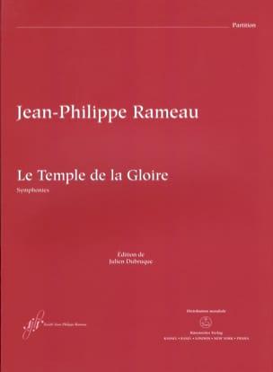 Le Temple de la Gloire, Symphonies RAMEAU Partition laflutedepan