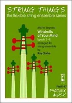 Windmills of your Mind - String ensemble Michel Legrand laflutedepan