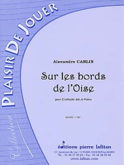 Alexandre Carlin - On the banks of the Oise - Partition - di-arezzo.co.uk