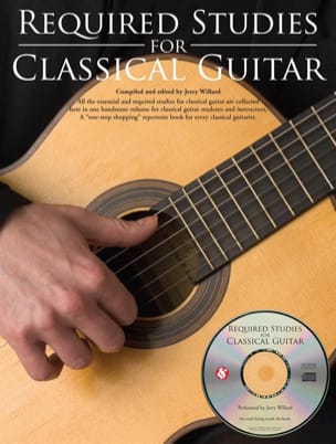 Required Studies For Classical Guitar Partition laflutedepan
