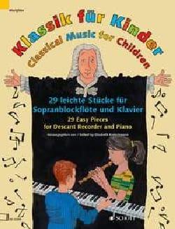 Klassik für Kinder - Flûte à Bec soprano et piano laflutedepan