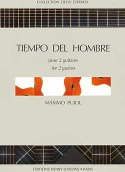 Tiempo del Hombre - 2 Guitares Maximo Diego Pujol laflutedepan