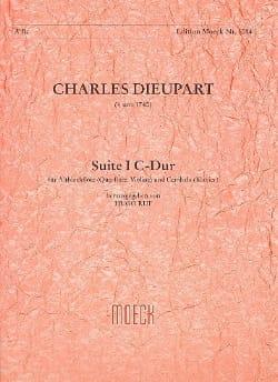Suite I C-Dur - Flûte A Bec Alto et B.C. laflutedepan