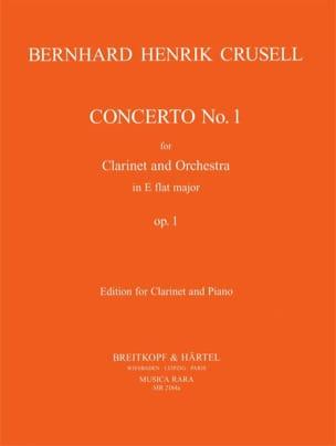 Concerto Clarinet E flat major op. 1 n° 1 laflutedepan
